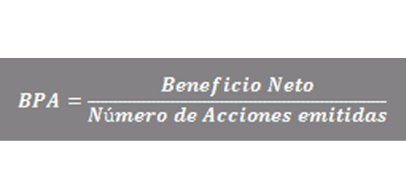 Beneficio por acción (BPA)