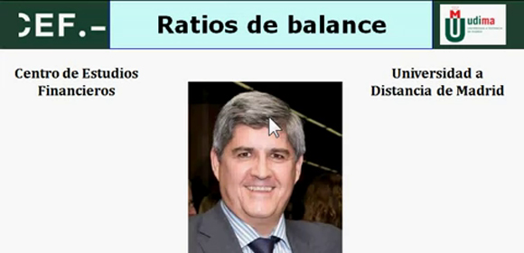 Ratios de balance ( Finanzas para no Financieros)